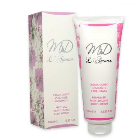 M&d l'amour body lotion 400 ml