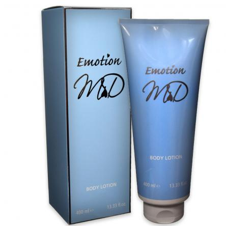 M&d emotion body lotion 400 ml