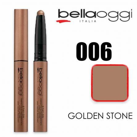 Stay on ombretto 8h ultrapigmentato golden stone