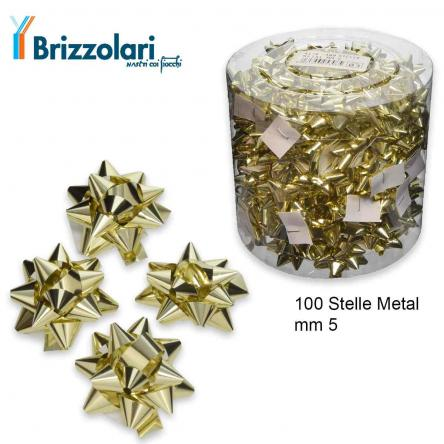 100 stelle metal mm5 col. 03 oro