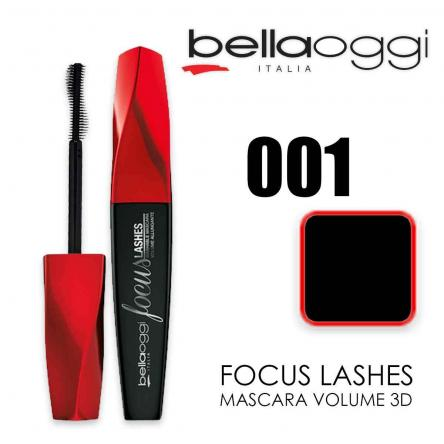 Mascara focus lashes night out black