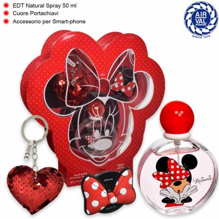 Minnie set edt 50 ml + accessori