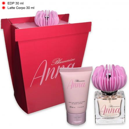 Coffret blumarine anna edp 30 ml + body lotion 30 ml