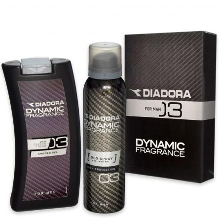 Diadora dynamic n° 03 deo 150 ml + shower gel 250 ml