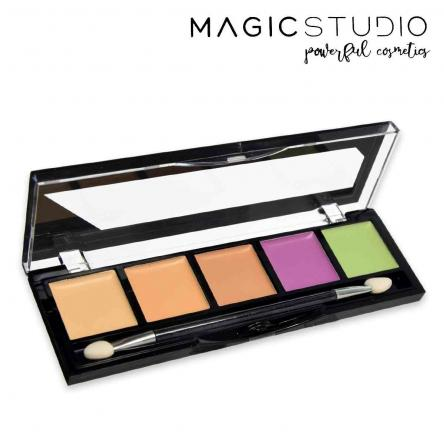 Magic studio corrector palette