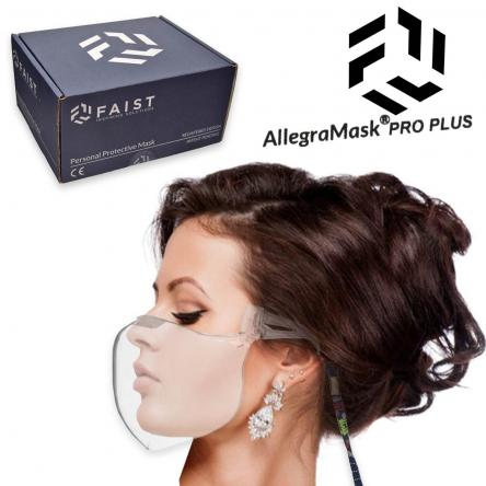 Allegra mask pro-plus visiera dpi cat 1