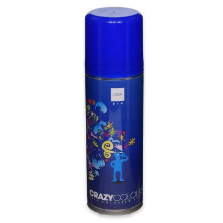 Lacca colorata spray 125 ml blu