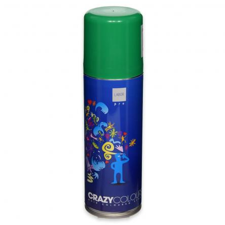 Lacca colorata spray 125 ml verde