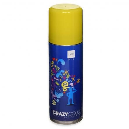 Lacca colorata spray 125 ml giallo