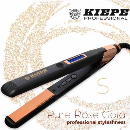 Kiepe piastra pure rose gold s