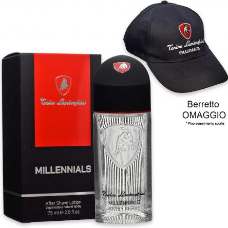 Tonino lamborghini millenials after shave 75 ml