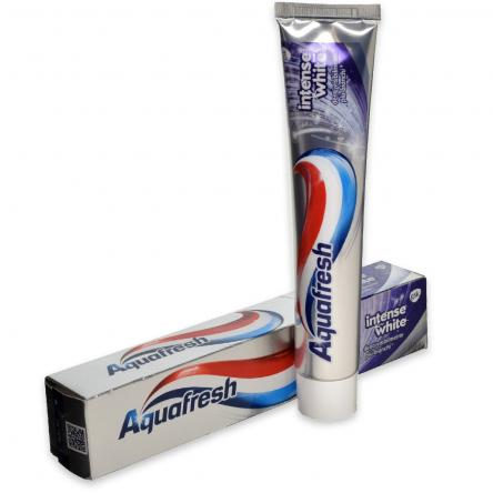 Aquafresh dentifricio intense white 75 ml