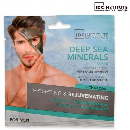 Idc institute deep sea minerals mask for men