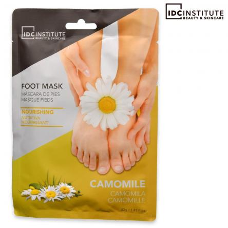 Idc institute chamomile nourishing foot mask 40 gr