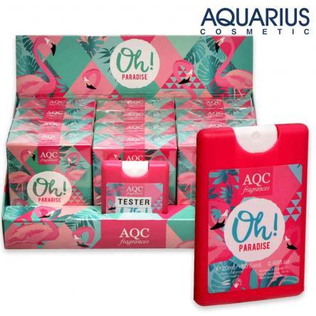 Aqc fragrances pocket 20 ml oh paradise
