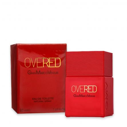 Gian marco venturi overed edt 50 ml