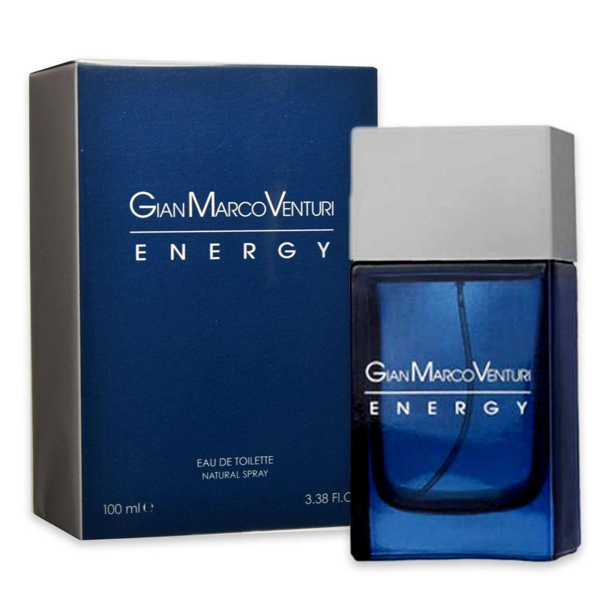 Gmv energy edt 100ml spray