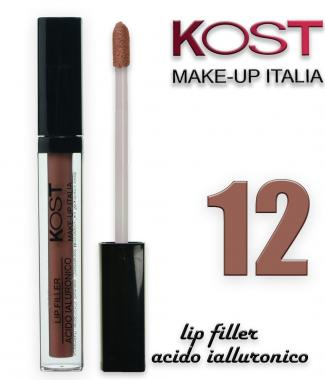 Lip gloss filler kost 12