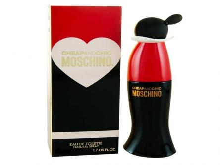 Moschino cheap&chic edt 100ml donna