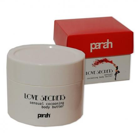 Parah ct cocconing body butter