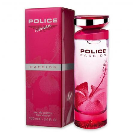 Police passion femme edt 100ml vp