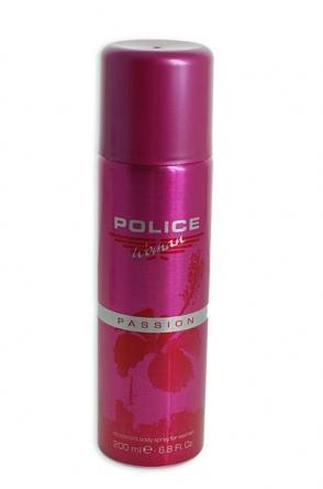 Police passion woman deo 200 ml