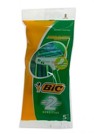 Bic rasoio 2 sensitive