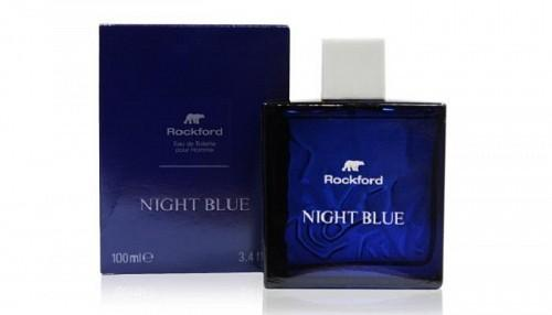 Rockford night blue edt 100ml vapo