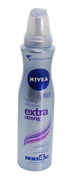 Nivea styling mousse extra forte 150 ml