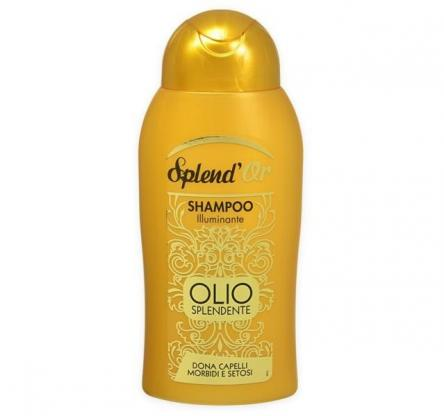 Splend'or shampoo 300 ml olio splendente