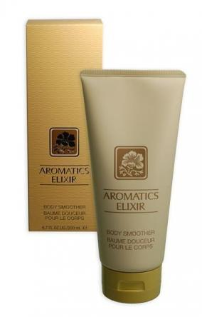 Aromatic elixir body smoother