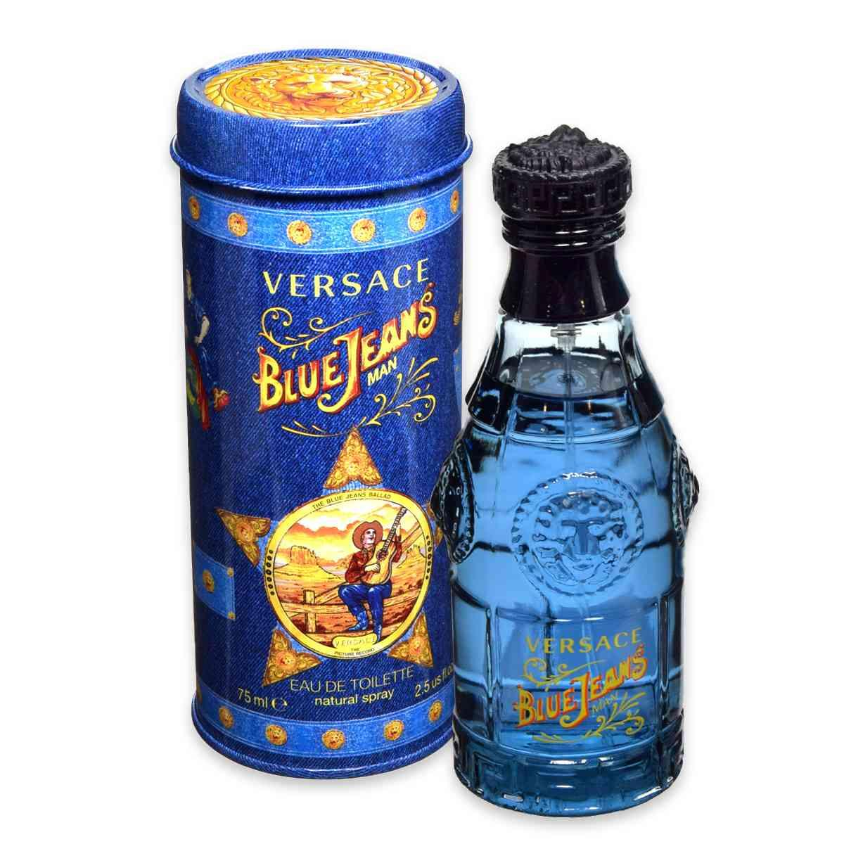 Blue jeans di versace edt 75ml vapo