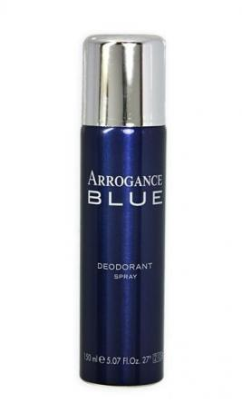 Arrogance blue deo vp 150 ml spray