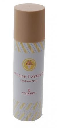 Atkinsons english lavender deo spray 200ml