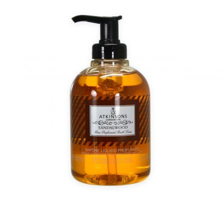 Atkinsons liquid soap 300 ml sandalwood