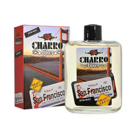 El charro biker san francisco a/s 100 ml